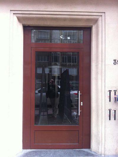 PVC deuren 2
